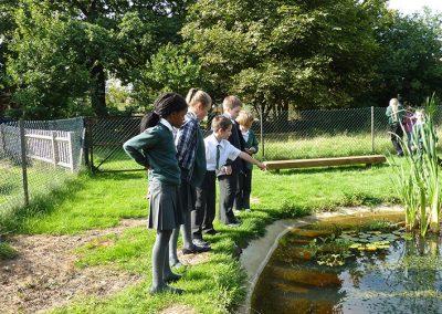Mrs Wheelbarrow awards - EDUCATION