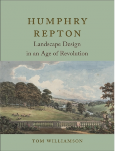 Cover of Humphrey Repton - Landscape Design in an Age of Revolution by Tom Williamson